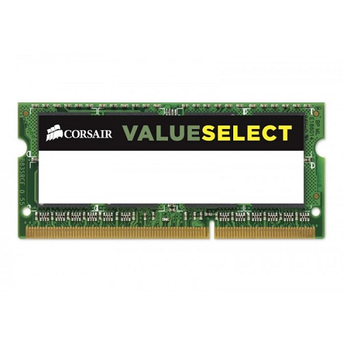CORSAIR Memory Notebook 4GB DDR3 PC-12800 [CMSO4GX3M1A1600C11] - Memory So-Dimm Ddr3